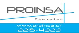 PROINSA Constructora logo