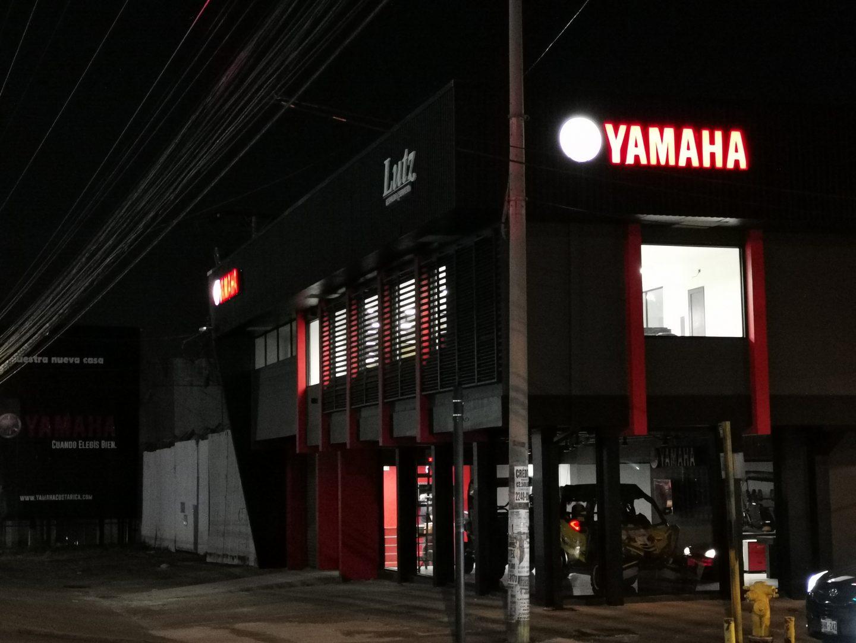 SCE (Soluciones en Construcción Electromecánica) - Proyecto Yamaha Constructora Proinsa